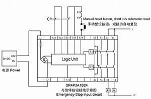 Allen Bradley Safety Contactor Wiring Diagram