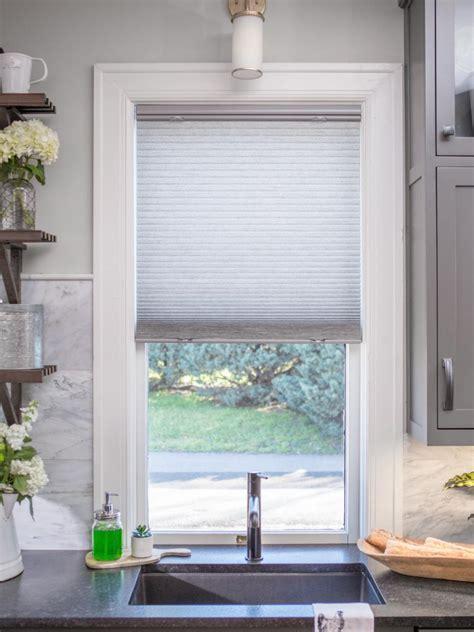 top window treatment trends    ways hgtv