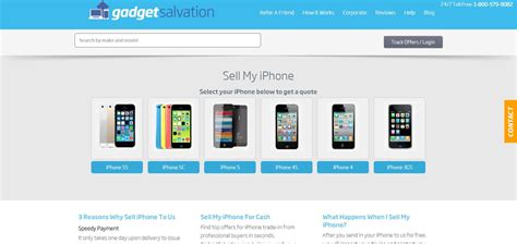 sell used iphone top 5 websites to sell your iphone for the most money