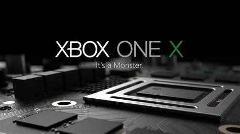 Microsoft Unleashes XBOX ONE X at E3 2017 - Legit ...
