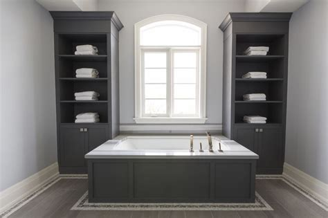 Grey Bathroom Shelves With Original Images In Spain