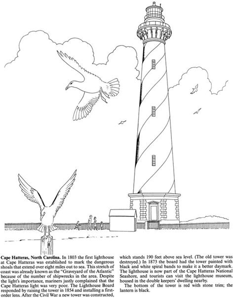 lighthouse coloring pages 17 best images about lighthouses on coloring
