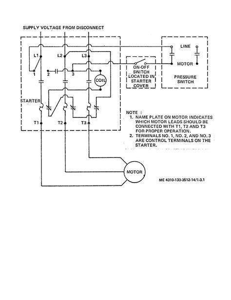 porter cable 60 gallon air compressor wiring diagram sle