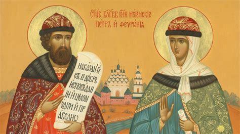Це свято завершує собою петрів піст, але при цьому сам день в число днів посту не входить. День Петра і Февронії 8 липня: історія, традиції та ...