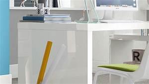 Kleiner Schreibtisch Mit Viel Stauraum : eck schreibtisch split mit unterschrank wei hochglanz lack ~ Indierocktalk.com Haus und Dekorationen