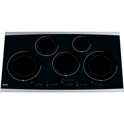 "Kenmore Elite 36"" Induction Cooktop 4292 Appliances"