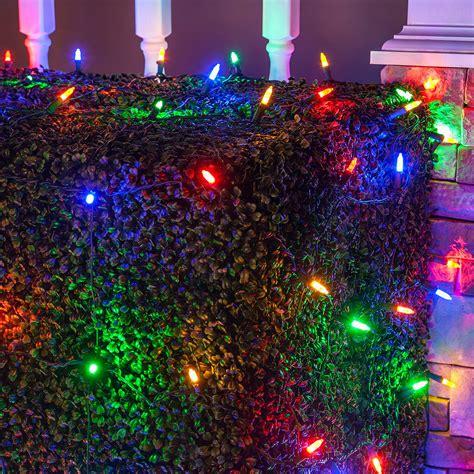led net lights   multicolored led net lights