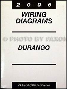 2005 Dodge Durango Engine Diagram : 2005 dodge durango wiring diagram manual original ~ A.2002-acura-tl-radio.info Haus und Dekorationen