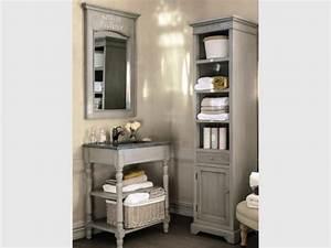 Coiffeuse Salle De Bain : petits espaces 10 meubles sous vasque pour une petite ~ Teatrodelosmanantiales.com Idées de Décoration