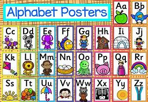 alphabet poster related keywords alphabet poster long With poster alphabet letters