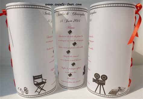 menu photophore cinema