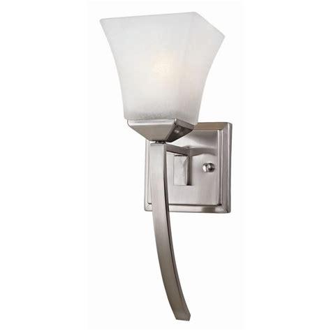 design house torino  light satin nickel extended wall