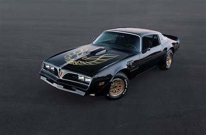 1978 Pontiac Trans Am Gold Bird Muscle