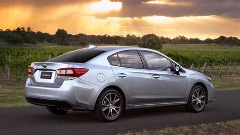 Subaru Impreza 2.0i Sedan 2017 Review