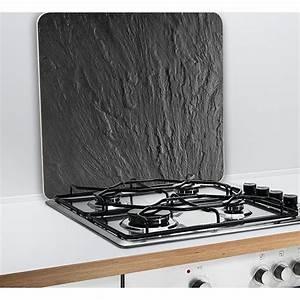 Plaque Protection Murale Cuisine : protection murale en verre ardoise wenko protection ~ Dailycaller-alerts.com Idées de Décoration