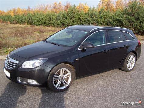 Opel Pl by Opel Insignia Kombi Sprzedajemy Pl
