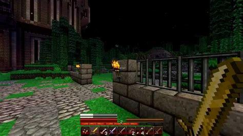 minecraft le manoir hante episode  youtube