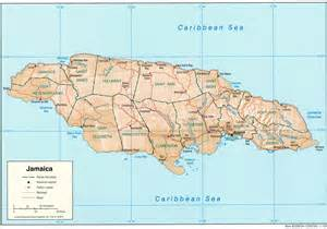 NationMaster - Maps of Jamaica (11 in total) Jamaica