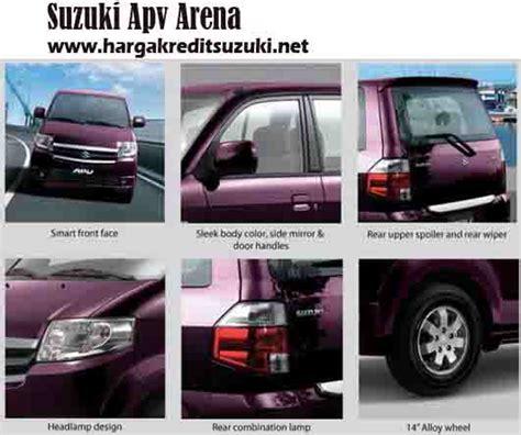 Suzuki Apv Arena 2019 by Harga Dan Kredit Suzuki Apv Arena Luxury Sumedang 2019