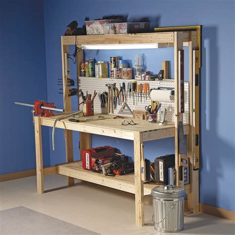super simple workbenches   build  family