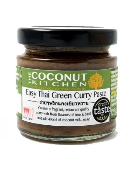 green curry paste thai kitchen easy thai green curry paste coconut kitchen 6935