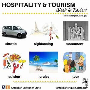 Hospitality And Tourism Vocabulary
