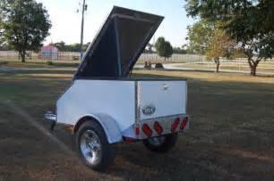 Small Car Cargo Trailers