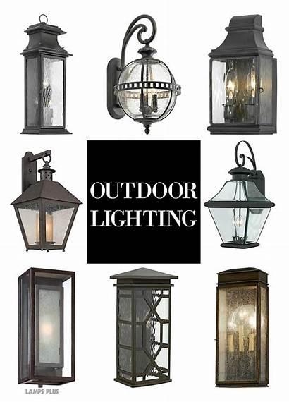 Outdoor Fixtures Exterior Wall Lighting Lights Farmhouse