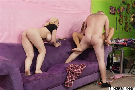 Amy Brooke Fucks One Of Her Lucky Fans In A Threesome 2 Of 2