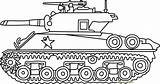 Coloring Tank Army Tanks Pages Printable Sherman M4 Drawings Ecolorings Info Military Pdf Wiring Electrical Panther Coloringpages101 Heavy Whitesbelfast Px sketch template