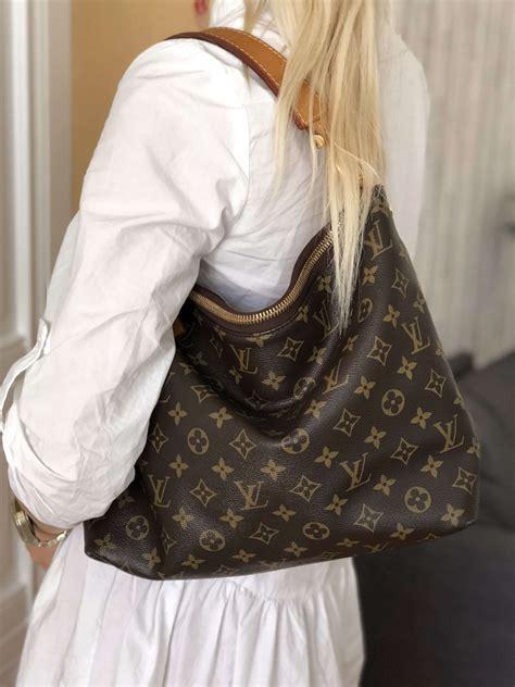 louis vuitton sully pm monogram canvas luxury bags