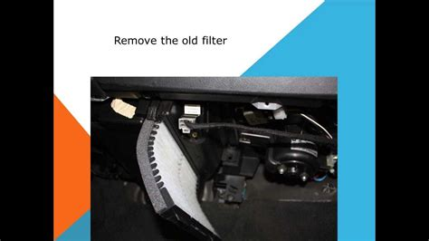 replace  air cabin filter   volvo