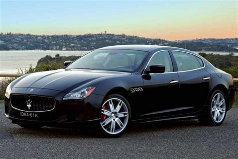 maserati quattroporte 2015 2015 maserati quattroporte information and photos