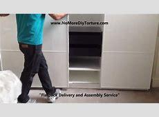 IKEA Pax Anstad 3 Sliding Doors Wardrobe v2 YouTube