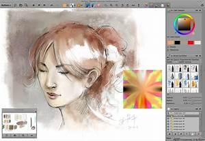 Programas Para Ilustrar  Pintar Y Dibujar En Digital