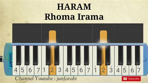 Hendaknya hadist hadits tentang kemuncul. lagu rhoma irama haram not pianika - YouTube