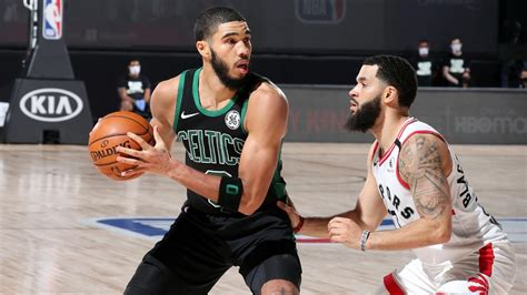 Celtics eliminate NBA champions Raptors in Game 7, Nuggets ...