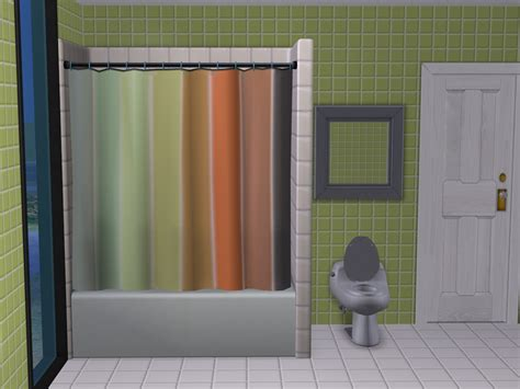 Awesome Stall Size Shower Curtain