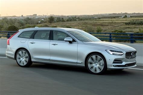 2018 Volvo V90 Wagon Review Price Specs Engine Interior