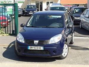 Voiture Dacia Occasion : voiture occasion gpl occasion voiture gpl occasion dacia sandero 1 4 mpi 72 gpl ambiance blanc ~ Maxctalentgroup.com Avis de Voitures