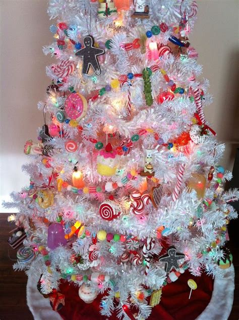 Candy Christmas Tree Decorations