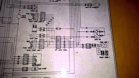 Wiring Diagram Daewoo Forklift Ton Youtube
