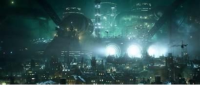 Midgar Fantasy Remake Final Vii Cities Wertzone