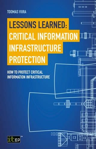 lessons learned critical information infrastructure
