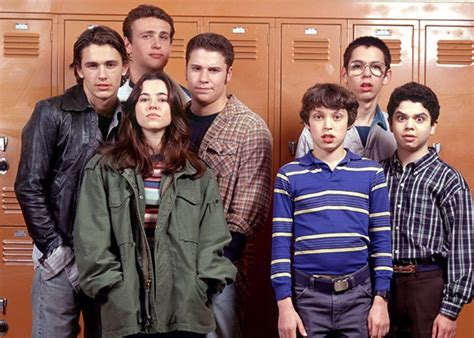 Seth Rogen Vanity Fair by Freaks And Geeks Paul Feig S Character Bible For The Show