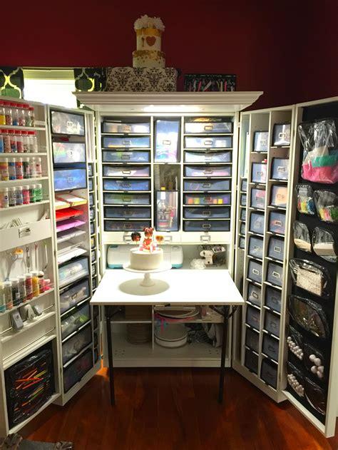 perfect storage solution  cake decorating kitchen