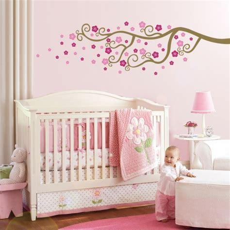 decoration murale bebe chambre deco murale chambre bebe fille visuel 8