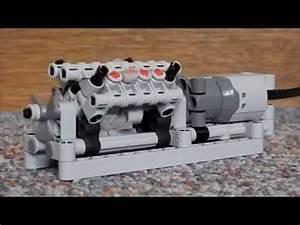 Mini V8 Motor : lego technic mini v8 engine youtube ~ Jslefanu.com Haus und Dekorationen