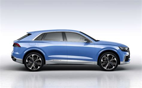 driver signs where to buy audi q8 e suv coupé to go on sale year