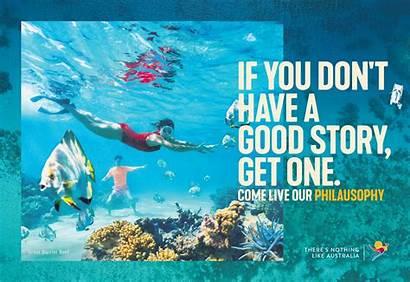 Tourism Australia Campaign Come Sydney Global Ads